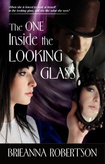 the one inside the looking glass_front